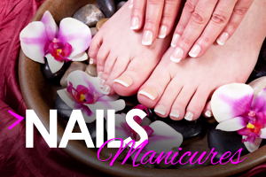 Nails manicures pedicures