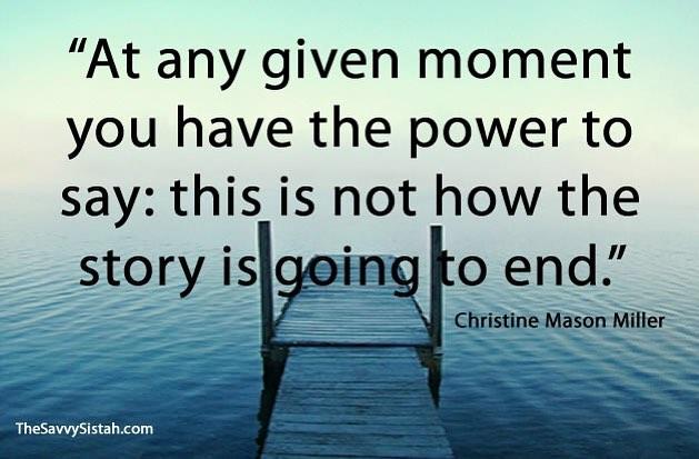 #inspiretransformation #quoteoftheday #christinemasonmiller #quote #knowyourpower #nomatterwhat #nevergiveup . http://www.inspire-transformation.org/