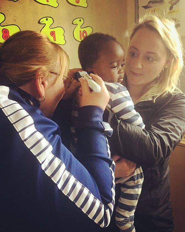 We would like to thank Nancy Bittner and her medical team, for partnering with us to do vision screenings and head to toe physicals for the children that we work with in Kenya who are HIV positive. . . #healthscreening #hiv #positive #children #manyatta #slum #kisumucity #kenya #inspiretransformation #501c3 #nonprofit #global #impact #helptoday #seehow .  http://www.inspire-transformation.org/sponsor-it/