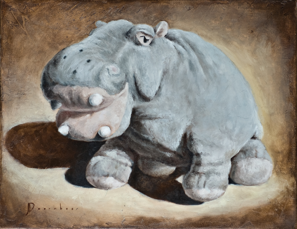 "Portrait of ""Hippo"""