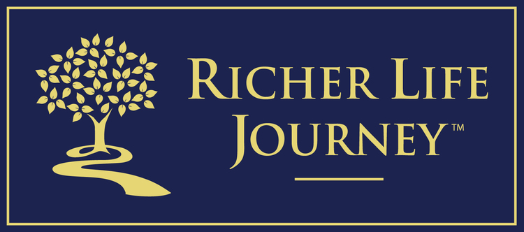 Richer Life Journey / Meditation / Energy Healing / Self Awareness / Southborough / Boston MA