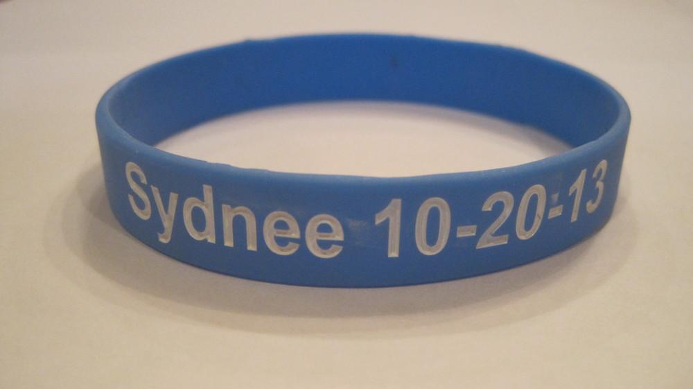 Remembrance bracelet