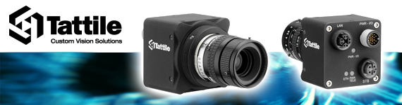 Tattile Smart Cameras