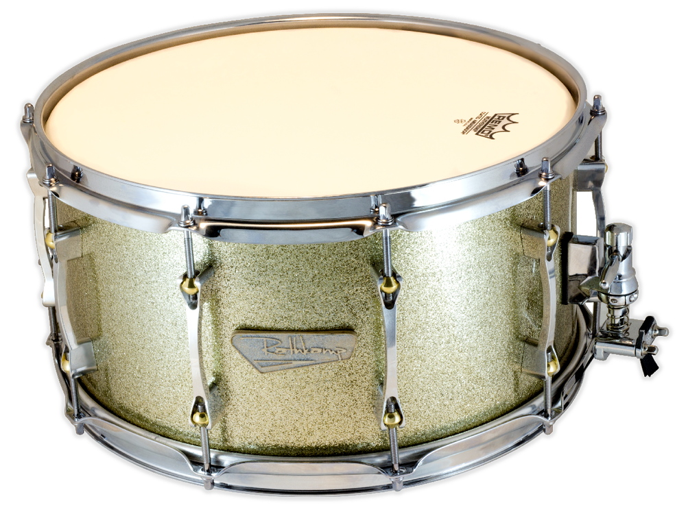 rathkamp drums silver sparkle