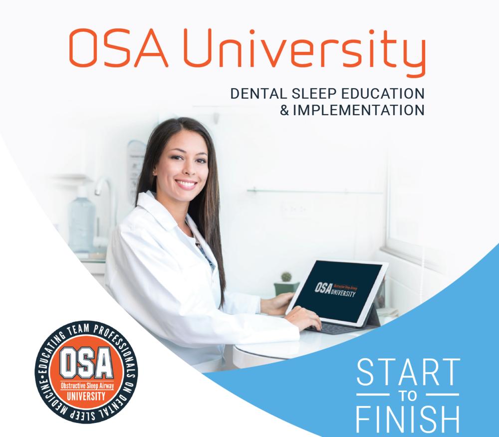 OSA University Brochure