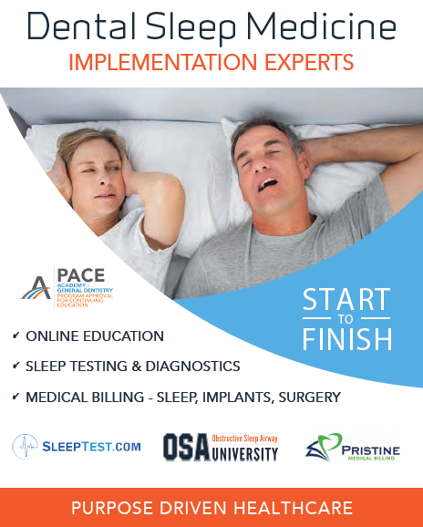 Sleep/Airway Implementation Package