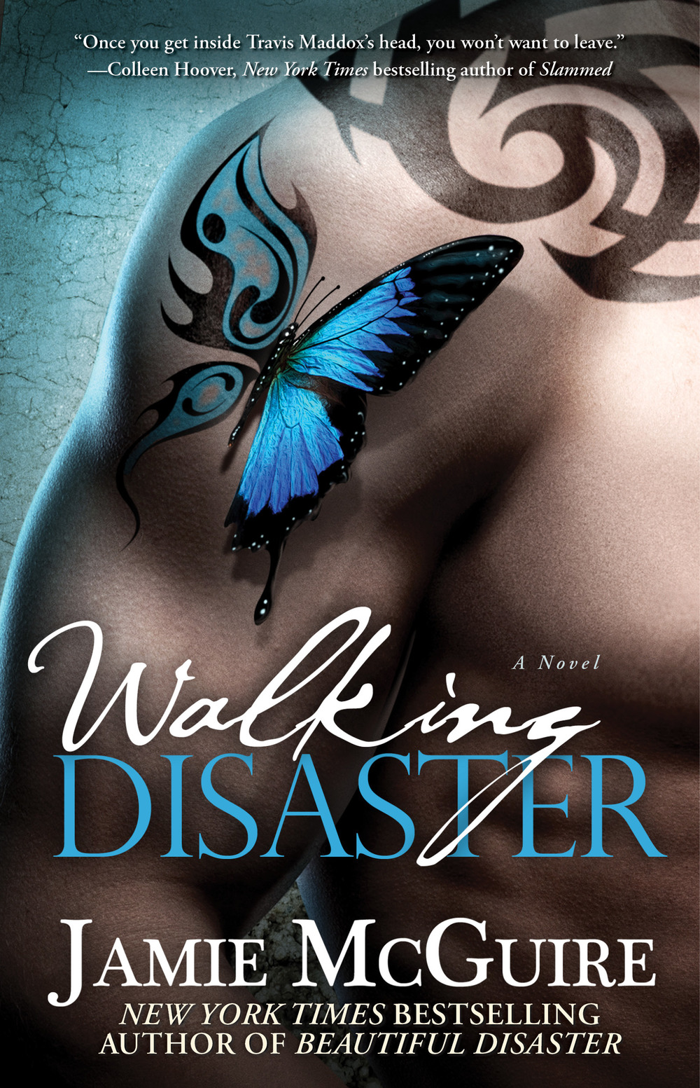 Walking Disaster by Jamie McGuire {Book Review}