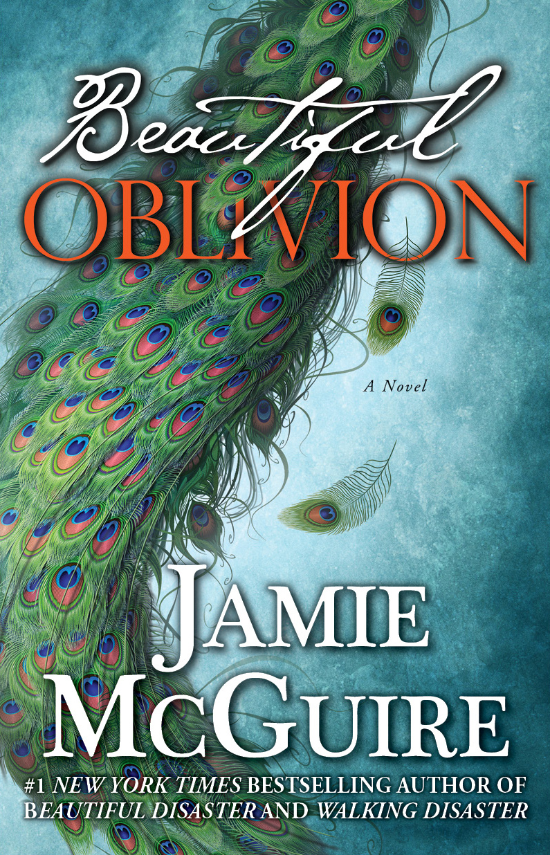 Beautiful Oblivion by Jamie McGuire {Book Review}