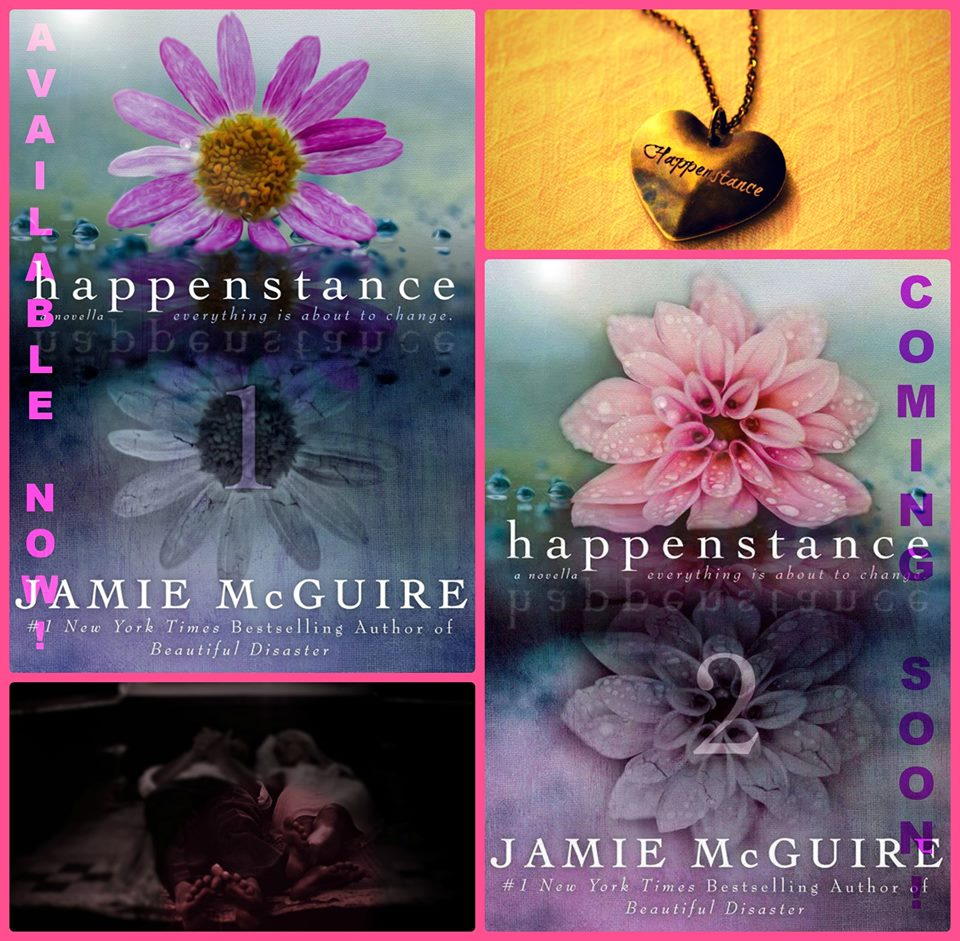 **Happenstance Part Two is available 9/9/14