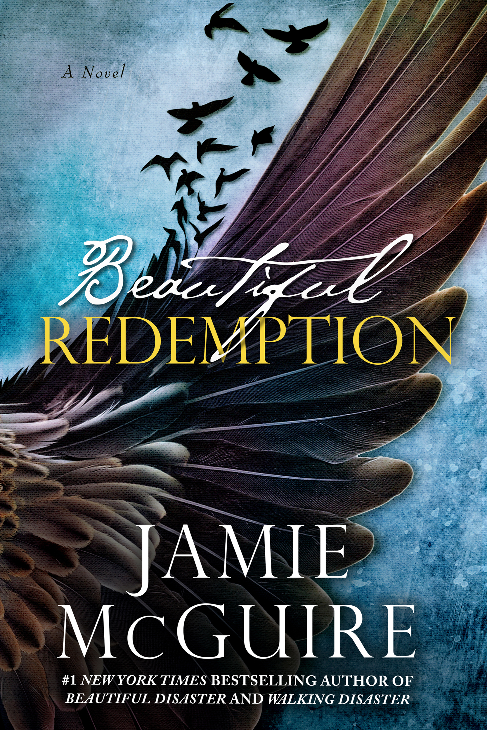 Novel Of The Week: Beautiful Redemption by Jamie McGuire