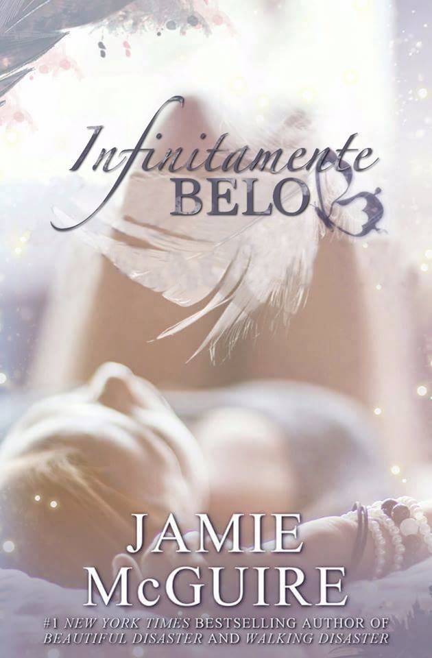 Infinitamente Bello is the Portuguese translation of Endlessly Beautiful by Jamie McGuire. Any reproduction of this copyrighted material may NOT be shared in whole or in part. This is a work of fiction and any similarities to places or people are purely coincidental. Copyright © Jamie McGuire 2015.  Translation by Carol Ordonha.