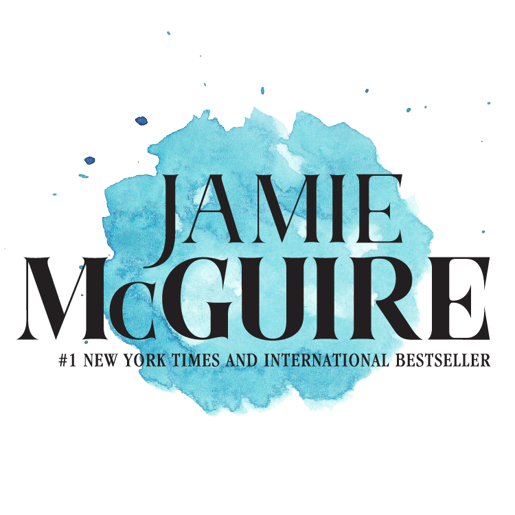 Author Jamie McGuire