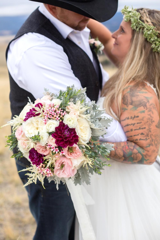 Tessie + Joe | Ranch at Rock Creek Wedding