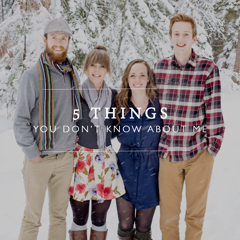 5 Things You Don't Know About Me | Stella Kelsie Photography