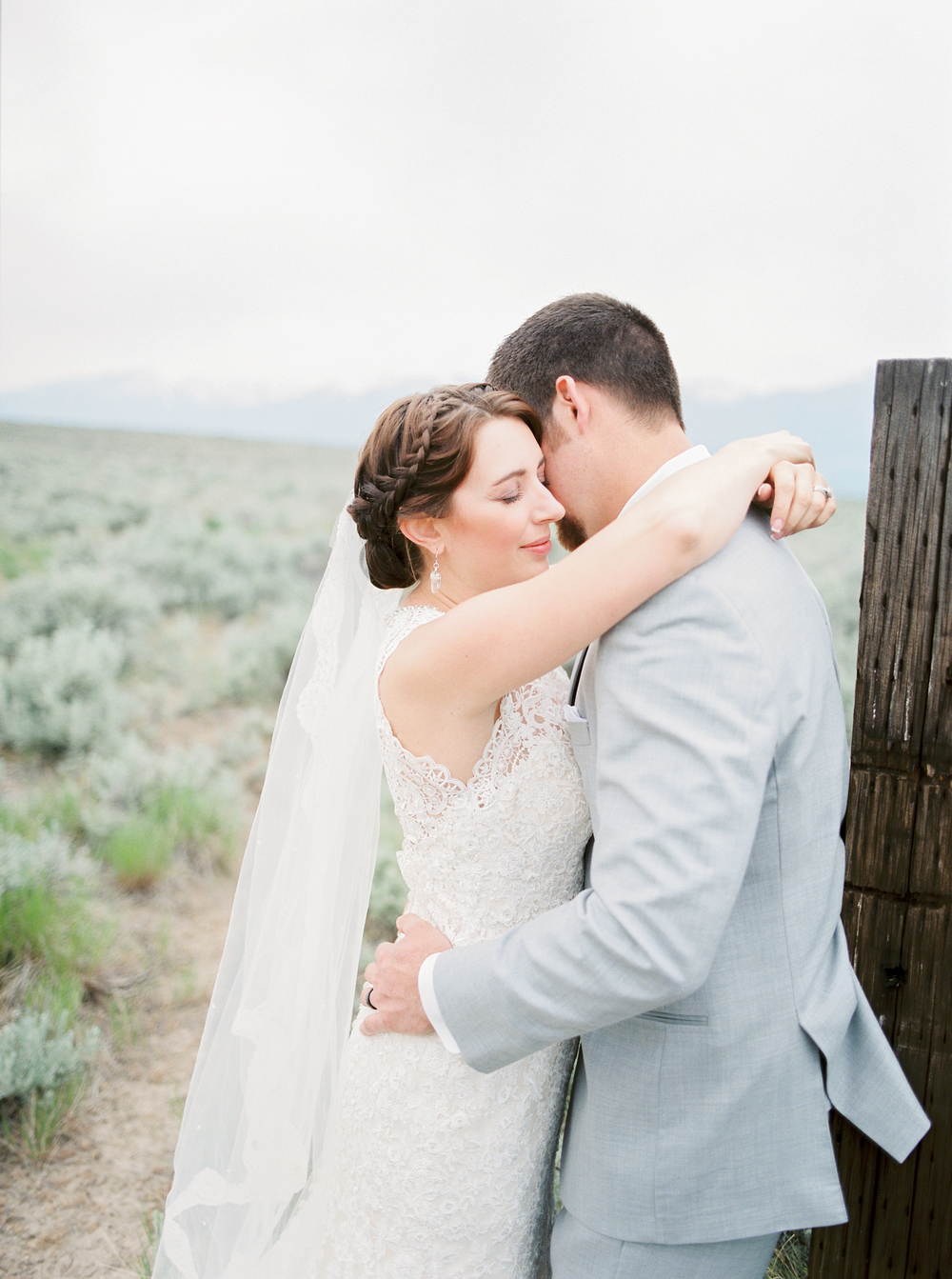 Wedding Couple | Bitterroot Valley | Montana Wedding Photographer | Stella Kelsie Photography