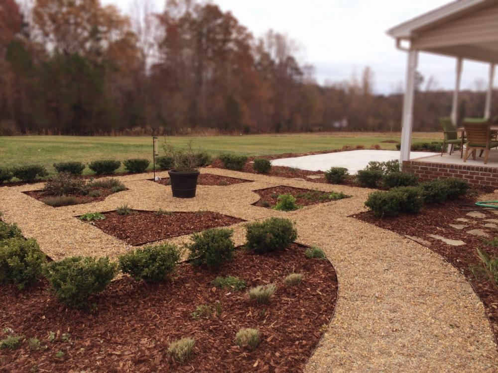 Refined Herb Garden