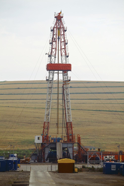 Agenda-Environment-Fracking-Well