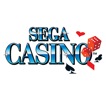 Sega Casino Video Game Logo