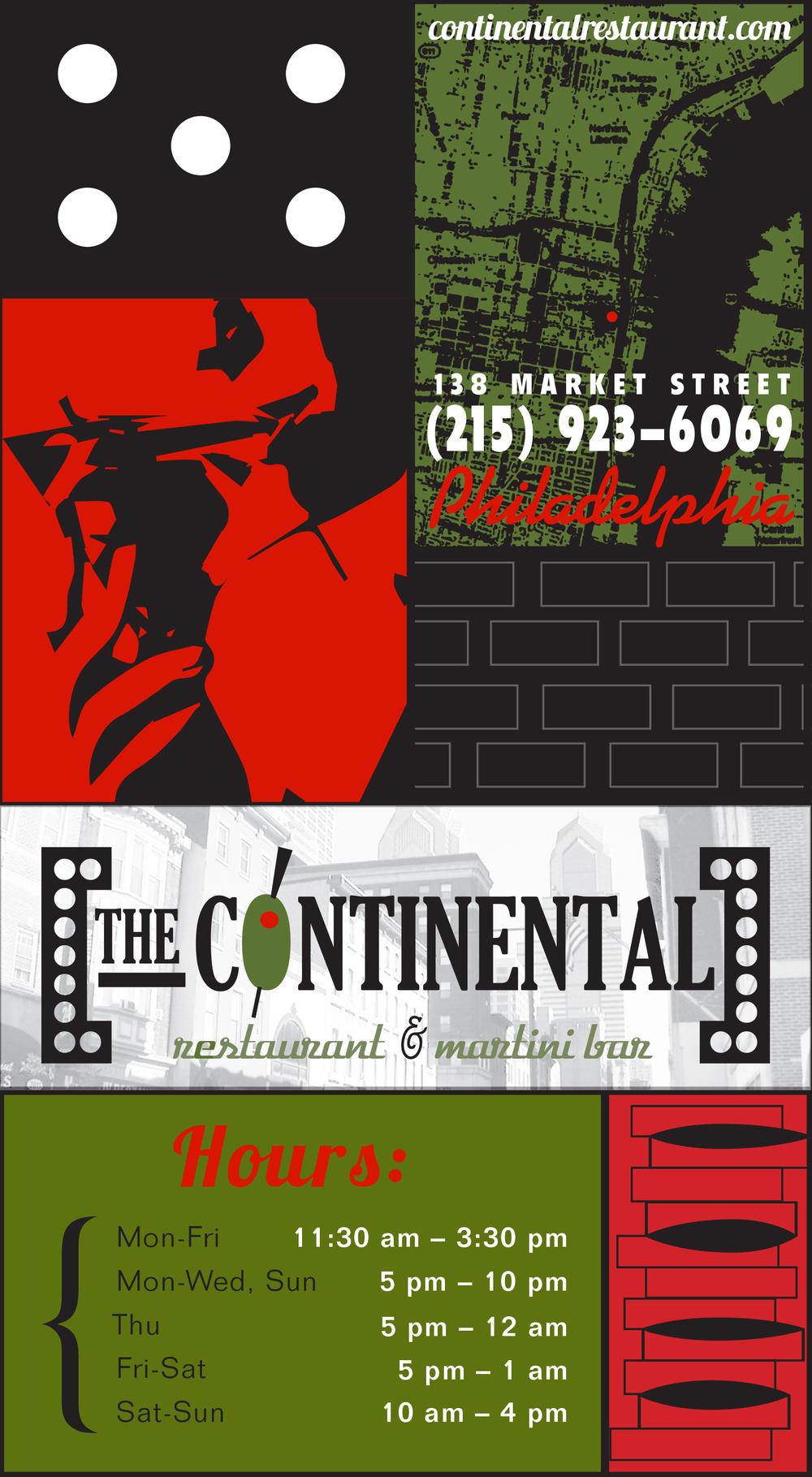 Continental Rebranding