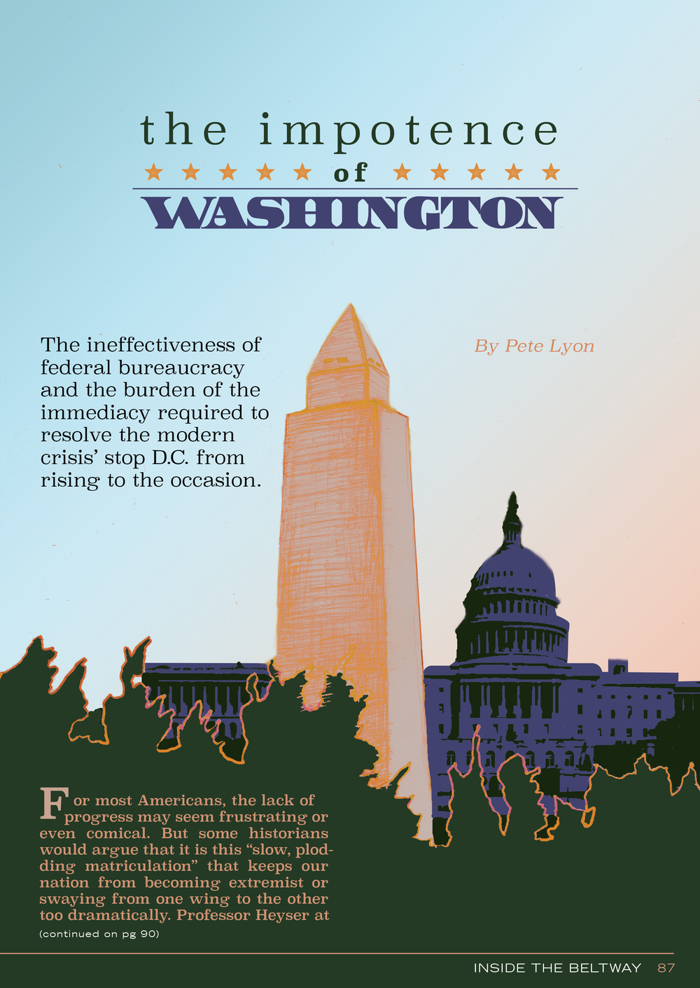 The Impotence of Washington