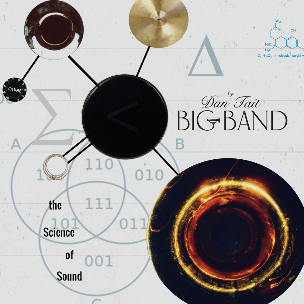 Dan Tait Big Band- The Science of Sound