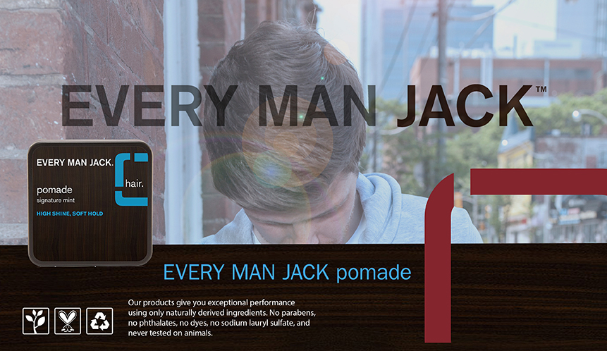 Every Man Jack's Pomade