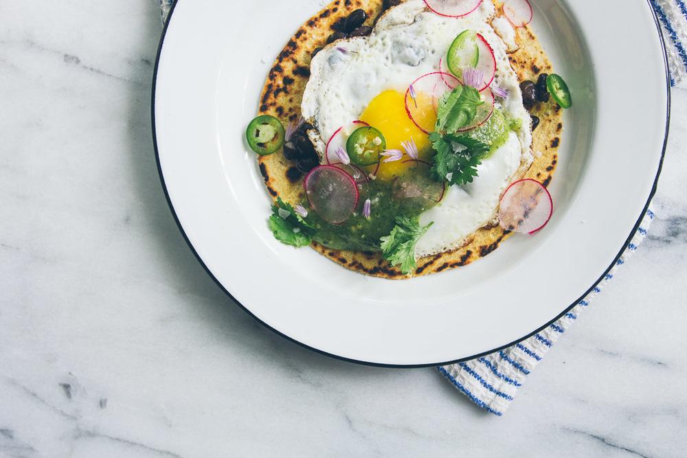 huevos rancheros // millys-kitchen.com