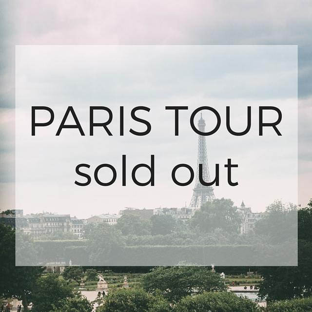 Paris_sold out