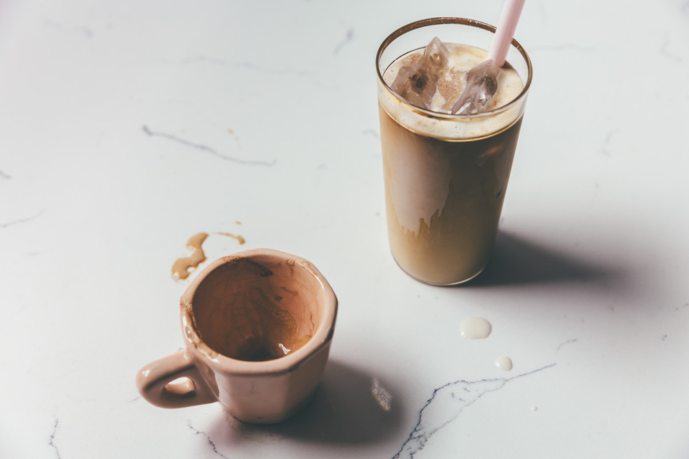 iced horchata lattes on millys-kitchen.com