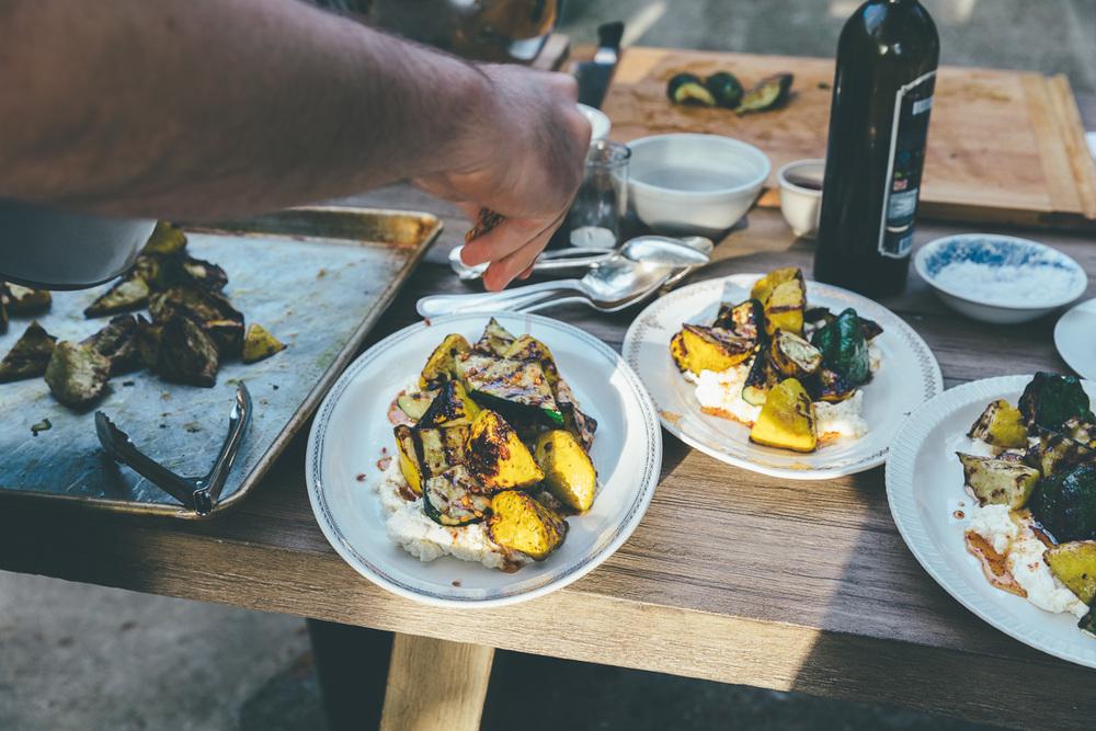 pop up dinner via millys-kitchen.com