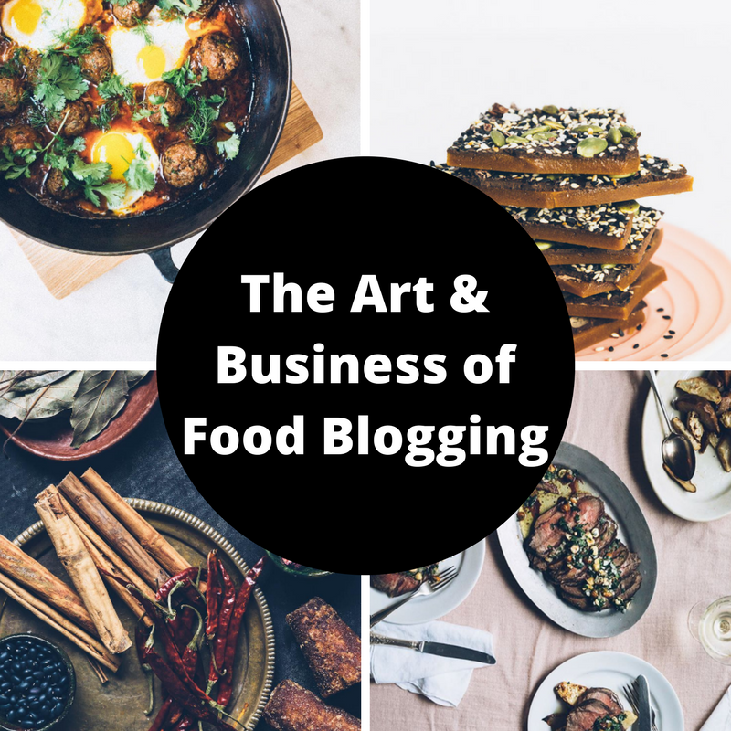 Art and Business of Food Blogging with Olaiya Land of Millys Kitchen