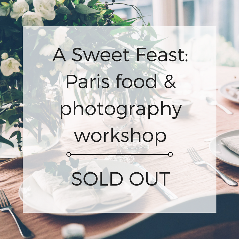 a sweet feast_SOLD OUT