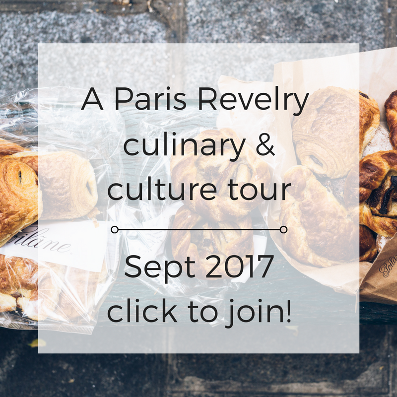 A Paris Revelry Culinary Tour Now Open