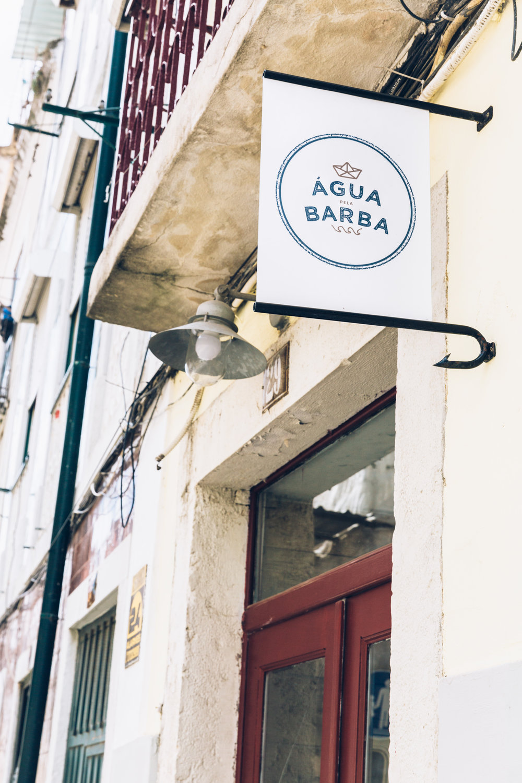 Agua Pela Barba in Lisbon. Image: Olaiya Land