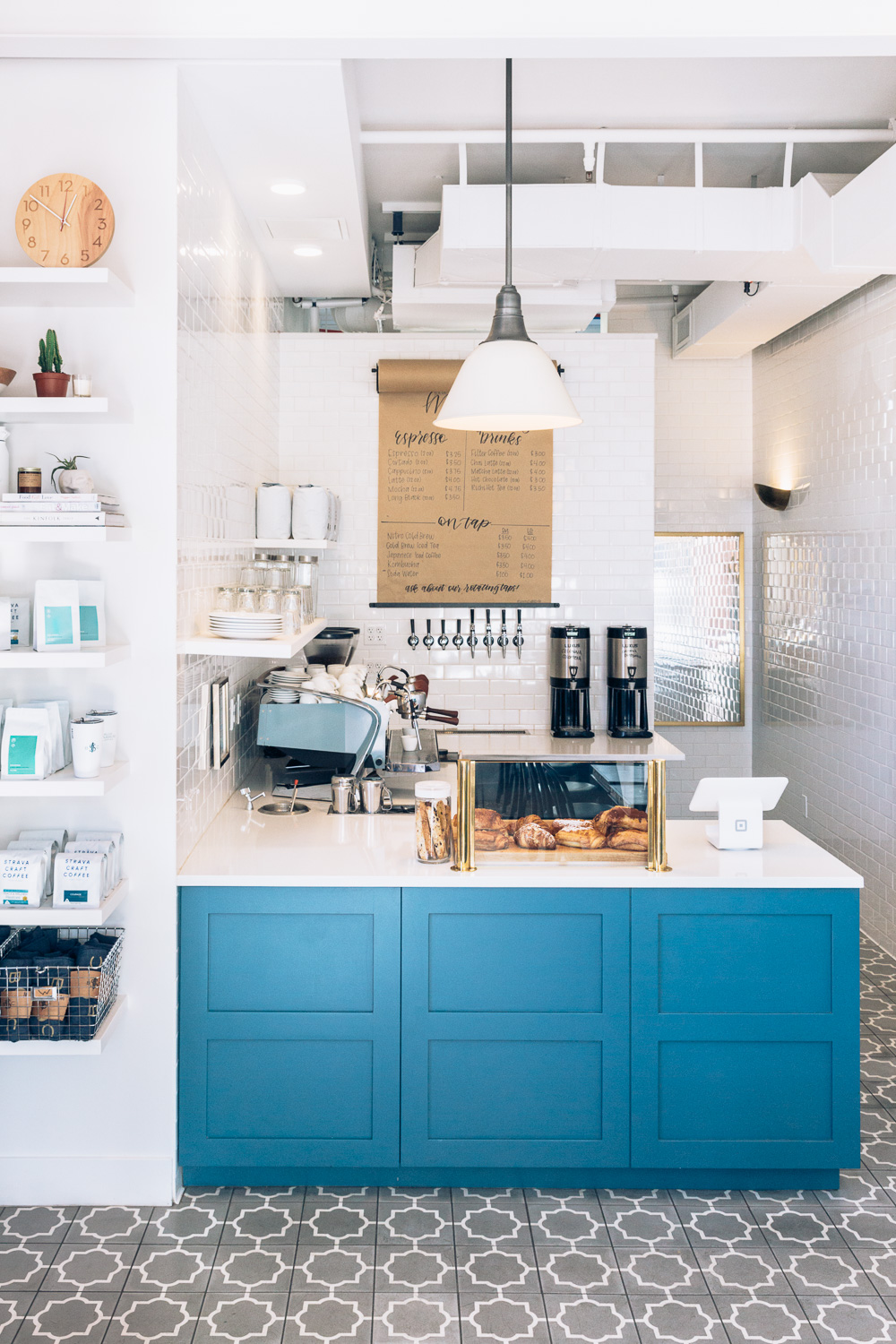 small is beautiful: blue sparrow coffee — Milly\'s Kitchen