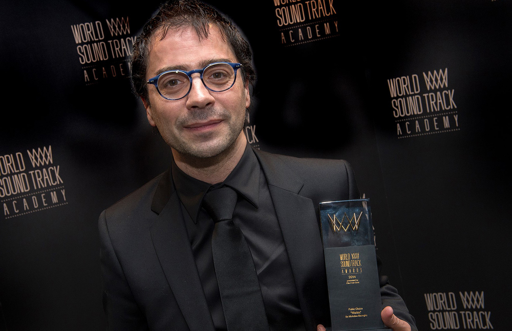 Michelino Bisceglia wins World soundtrack award