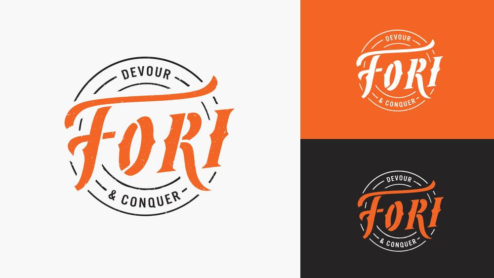 Fori Logo Creation