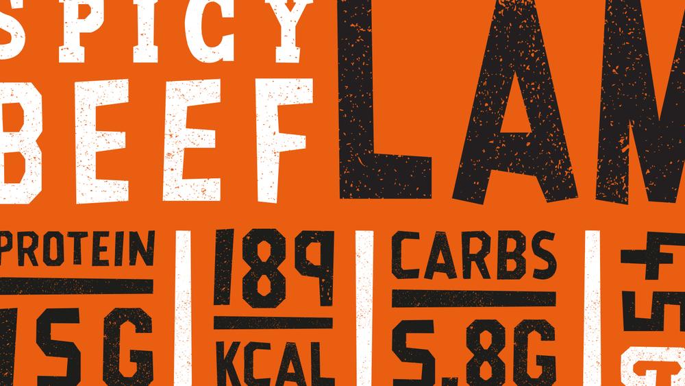 Fori typeface 2