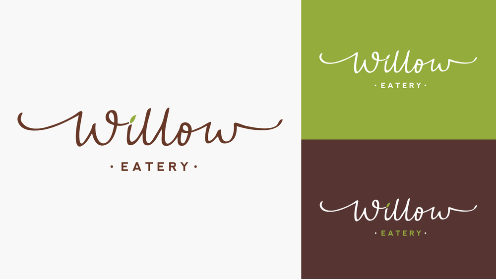 Willow Eatery Logo
