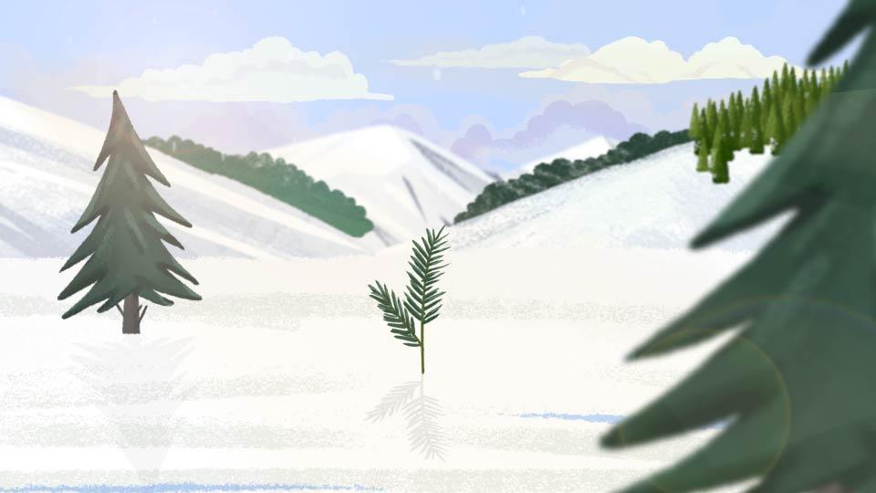 Life of Pine - Scene 6
