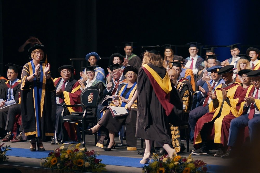 cardiff met-grad 2017 - video production