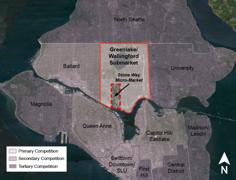 Market Analysis for Seattle's Stone Way Micro-Market