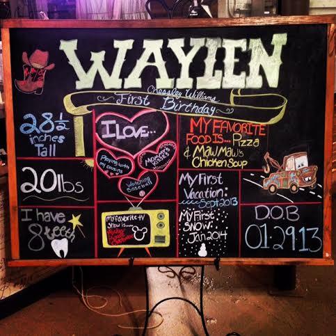 Waylens 1st birthday chalkboard.jpg