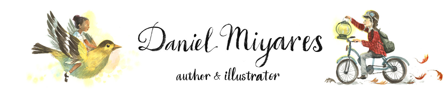 Daniel Miyares - Author/Illustrator