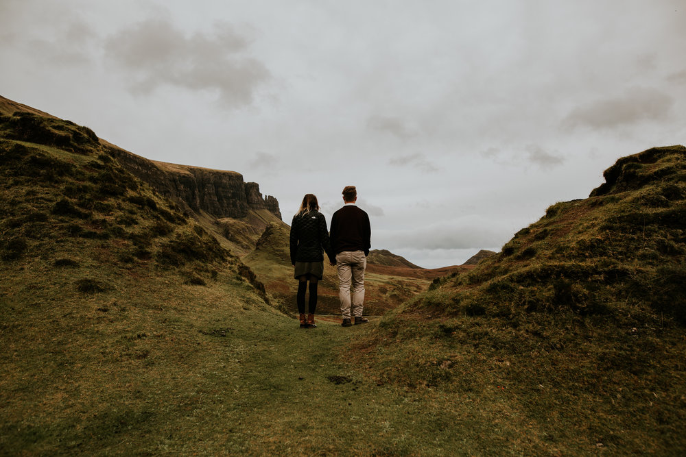 Isle of Skye Wedding - Elopement