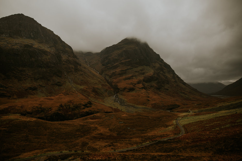 Glencoe Wedding - Elopement