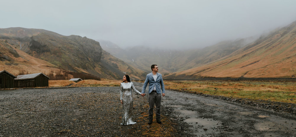 Iceland Engagement - Vow of the Wild 17