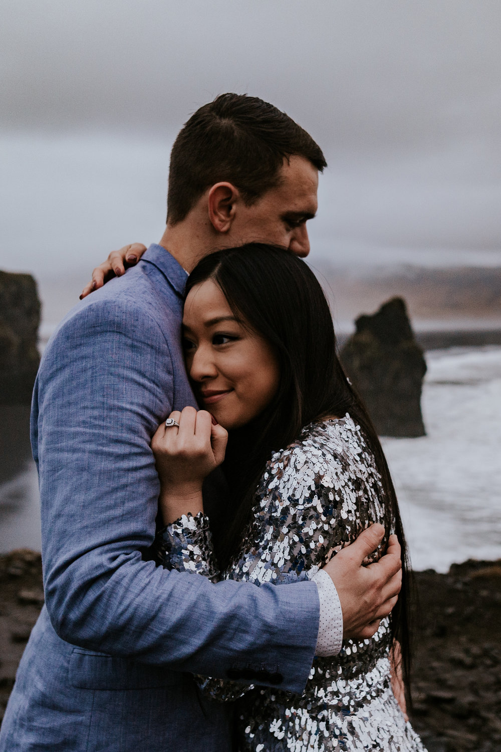 Iceland Engagement - Vow of the Wild 36