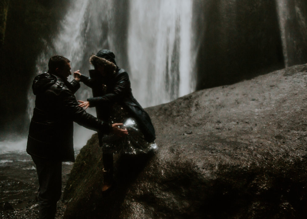Iceland Engagement - Vow of the Wild 13