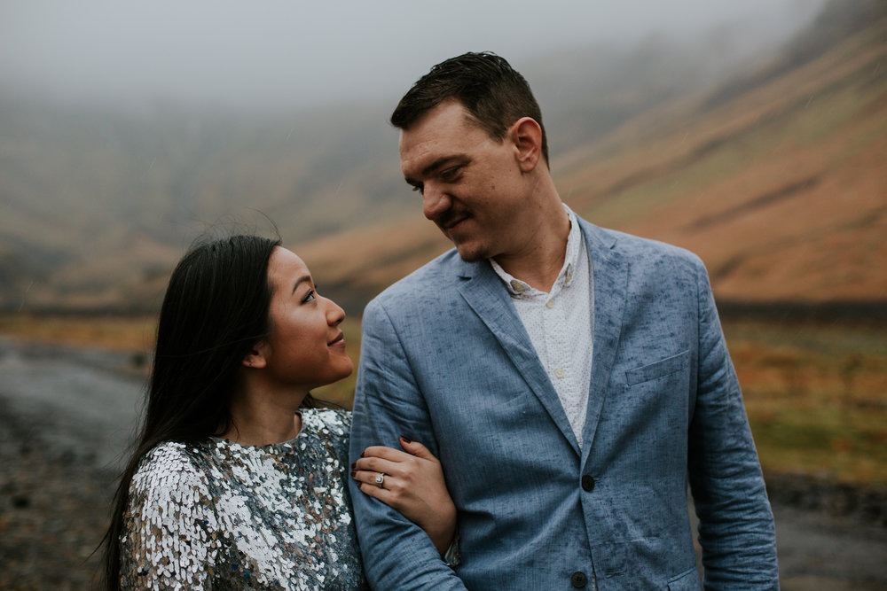 Iceland Engagement - Vow of the Wild 19